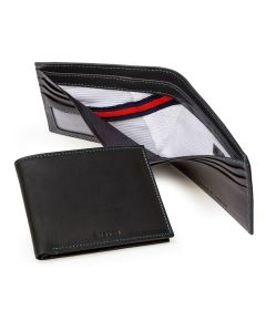 Atlanta Braves Authentic Jersey Lined Leather Wallet