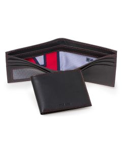 Boston Red Sox Authentic Jersey Lined Leather Wallet