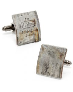 Limited Edition Vintage Ford Mustang Car Bearing Cufflinks