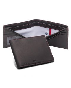 Cincinnati Reds Authentic Jersey Lined Leather Wallet