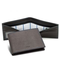 Chicago Cubs Authentic Jersey Lined Leather Wallet