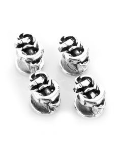 Sterling Anchor Studs