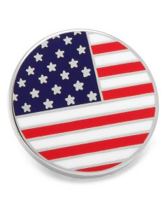 Stars and Stripes Lapel Pin
