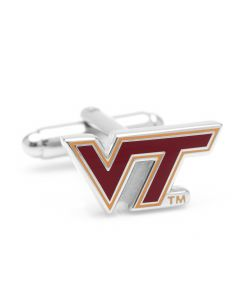 Virginia Tech Hokies Cufflinks