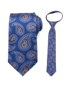 Father and Son BB-8 Zipper Necktie Gift Set