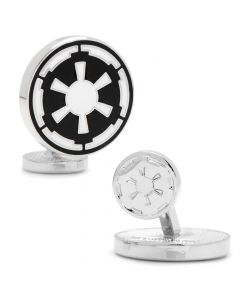 Star Wars Imperial Empire Symbol Cufflinks