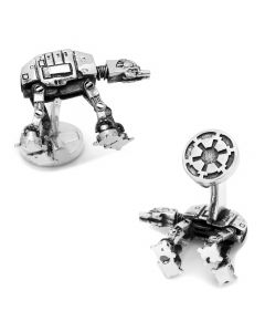 3D Imperial AT-AT Walker Cufflinks
